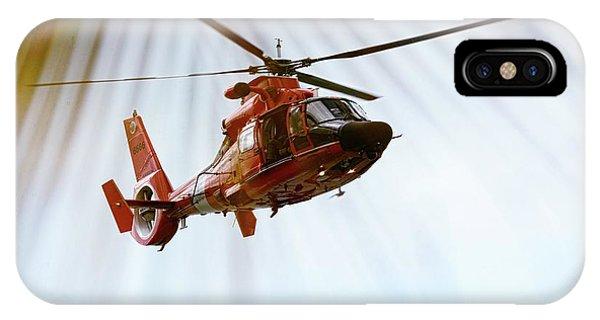 Palm Chopper IPhone Case