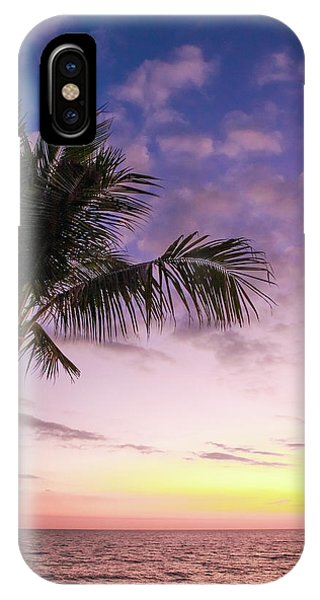 iPhone Case - Palm In Paradise by Emily Johnson