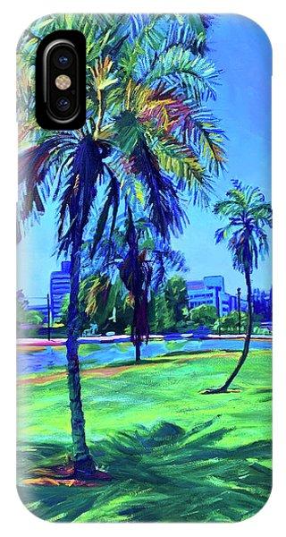 Palm Prints IPhone Case