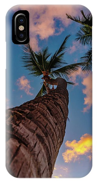 Palm Upward IPhone Case