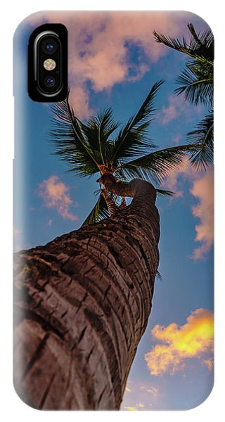 Palm Upward IPhone Case