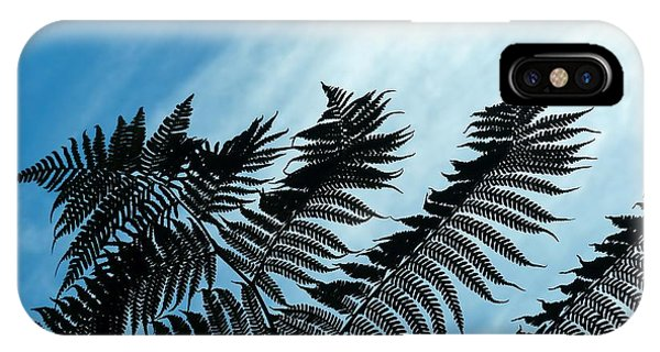 Palms Flying High IPhone Case