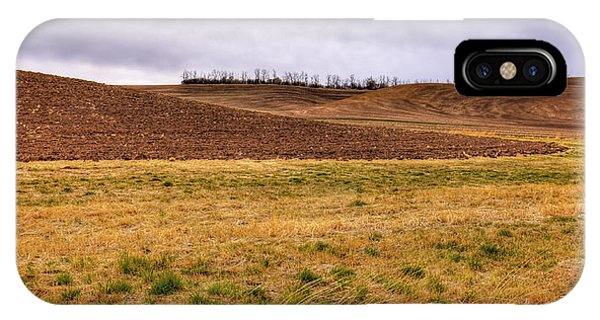 IPhone Case featuring the photograph Palouse Farmland by David Patterson