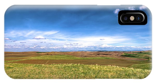 iPhone Case - Palouse Hills In Spring by David Patterson