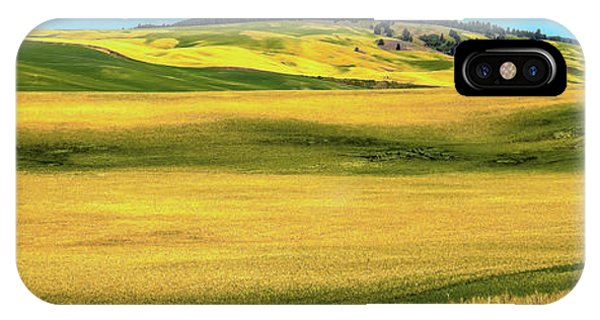 iPhone Case - Palouse Panorama 1 by David Patterson