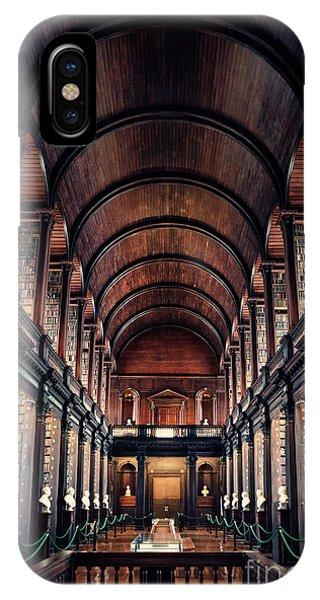 Irish iPhone Case - Paperworld by Evelina Kremsdorf