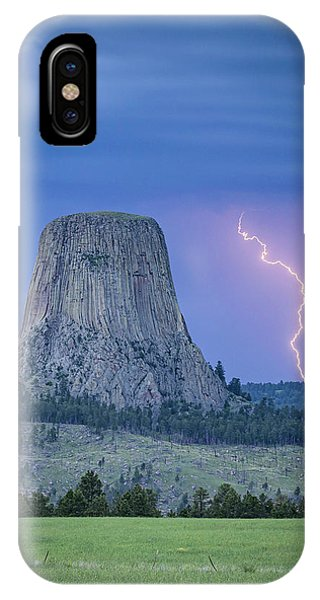 Parallel The Tower IPhone Case