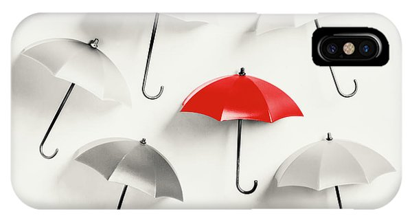 Parasol iPhone Case - Parasol Pop by Jorgo Photography - Wall Art Gallery