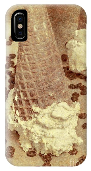 Dessert iPhone Case - Parchment Parlor by Jorgo Photography - Wall Art Gallery