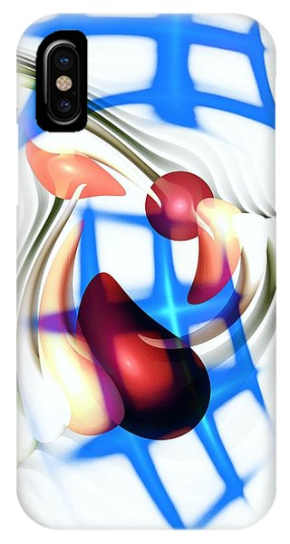 IPhone Case featuring the digital art Parkour by Anastasiya Malakhova