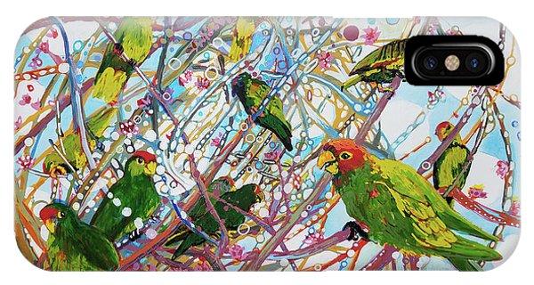 Parrot Bramble IPhone Case
