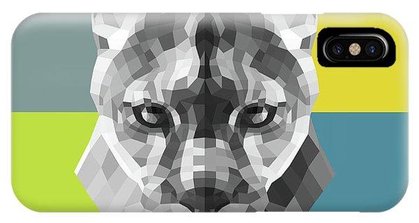 Lynx iPhone Case - Party Mountain Lion by Naxart Studio