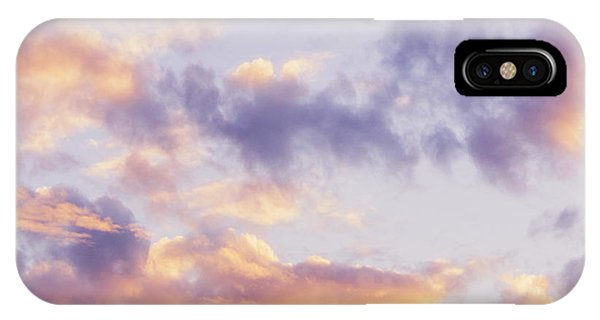 iPhone Case - Pastel Cloudscape by Jorgo Photography - Wall Art Gallery