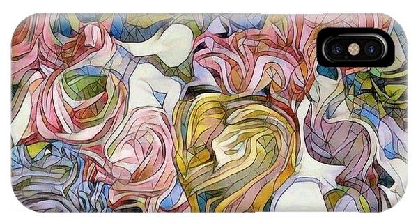 Pastel Mosaic IPhone Case