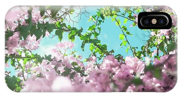Floral Dreams II IPhone Case