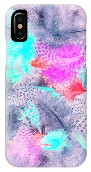 Airy iPhone Case - Pastel Plumes by Jorgo Photography - Wall Art Gallery
