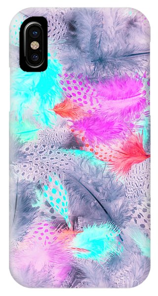 Pastel iPhone Case - Pastel Plumes by Jorgo Photography - Wall Art Gallery