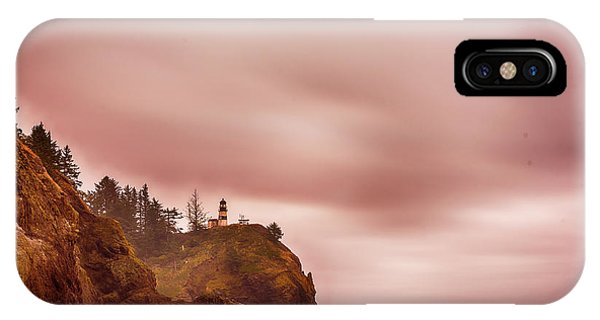 Pastel Seascape IPhone Case