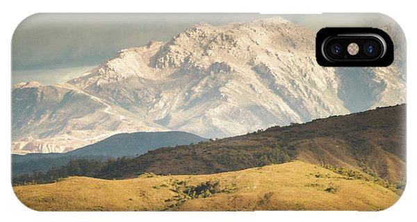 Rocky iPhone Case - Pastoral Peaks  by Jorgo Photography - Wall Art Gallery