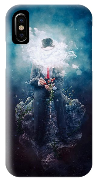 Blooming iPhone Case - Patience by Mario Sanchez Nevado