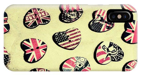 Patriotic iPhone Case - Patriotic Picks by Jorgo Photography - Wall Art Gallery