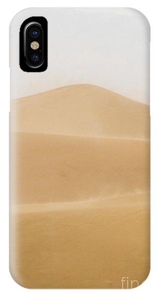 Patterned Desert IPhone Case