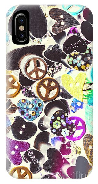 Funky iPhone Case - Peace Revival  by Jorgo Photography - Wall Art Gallery