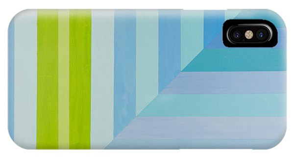 Peaceful Geometric Shade IPhone Case