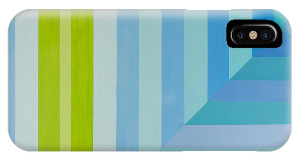 Peaceful Geometric Shade IPhone Case