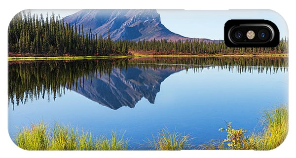 Peaceful iPhone Case - Peaceful Morning by Chad Dutson