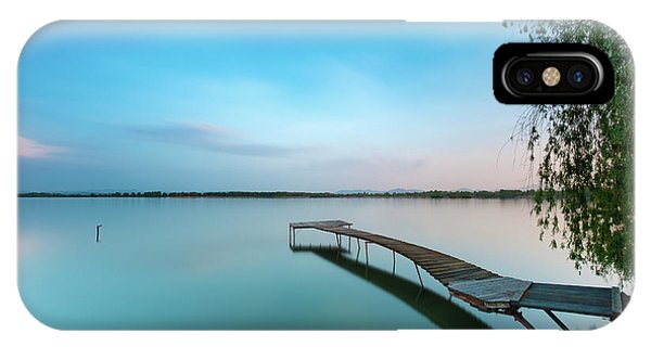 Peacefull Waters IPhone Case