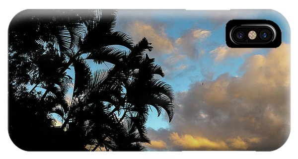 Peach Sunset  IPhone Case