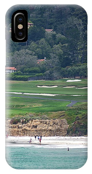 Pebble Beach Serenity After The Open IPhone Case