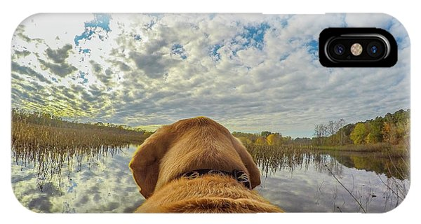 IPhone Case featuring the photograph Pee Dee Reflections by Matthew Irvin