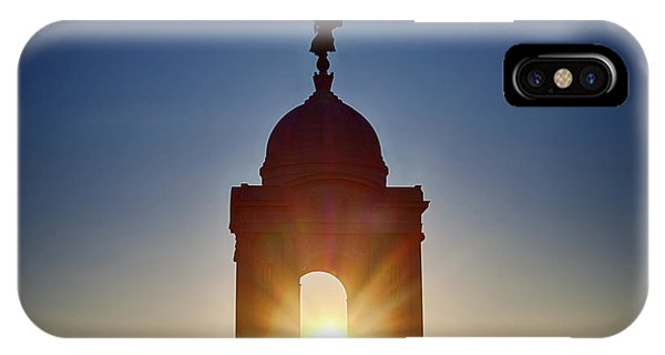 Pennsylvania State Monument IPhone Case