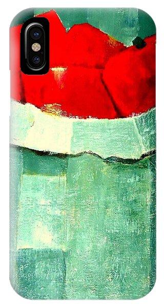 Peperoni Rossi IPhone Case