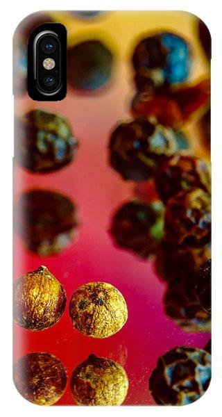 Peppercorns IPhone Case