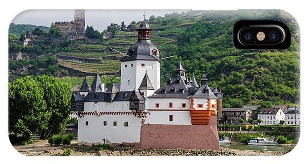 Pfalzgrafenstein Castle IPhone Case