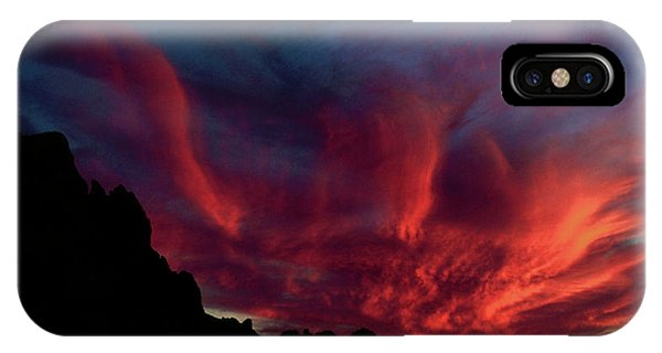 Phoenix Risen2 IPhone Case