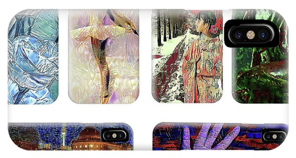 Phone Cases Samples IPhone Case