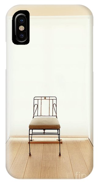 Picasso's Museum Chair IPhone Case