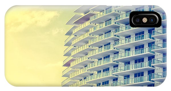 Window Pane iPhone Case - Picture Of Buildings And Architecture by Wilson Araujo
