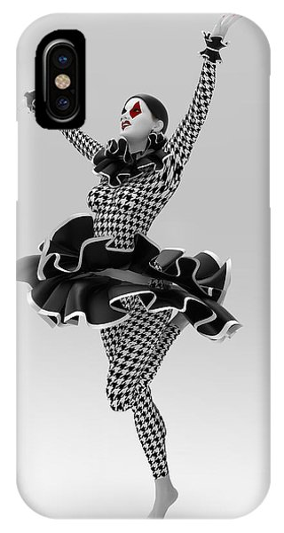 New Trend iPhone Case - Pierrette Of Chanel by Joaquin Abella