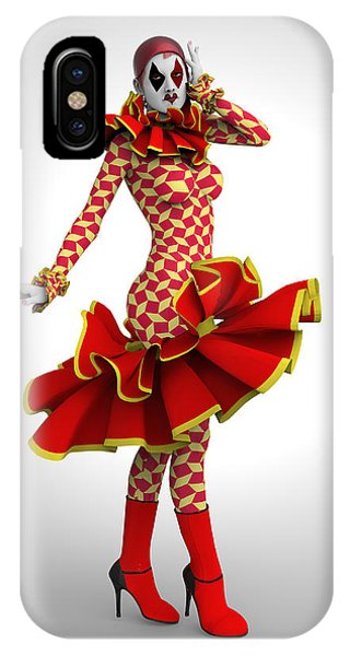 New Trend iPhone Case - Pierrette Of Madrid by Joaquin Abella
