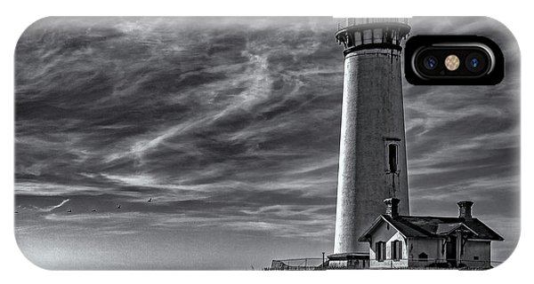 Pigeon Point Light Station IPhone Case
