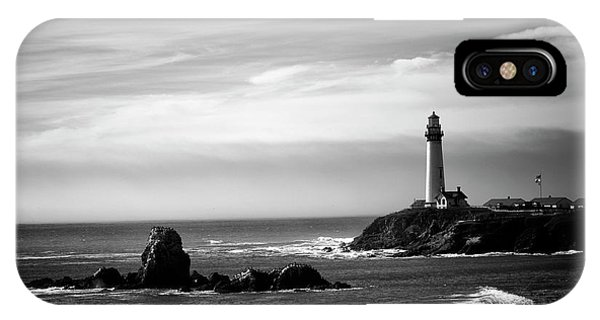 IPhone Case featuring the photograph Pigeon Point  by Lora Lee Chapman