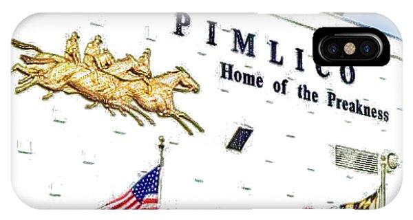 Pimlico IPhone Case