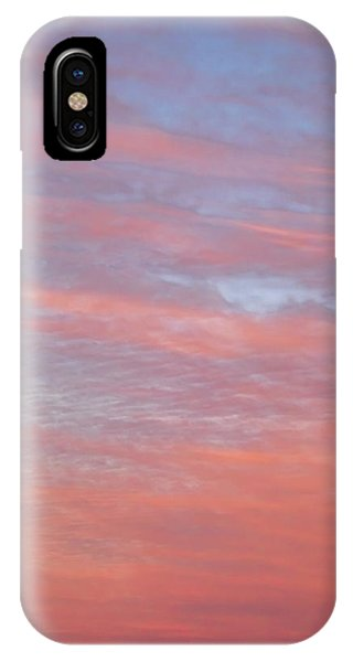 Pink In The Sky IPhone Case