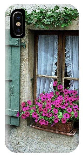 Pink Window Box IPhone Case