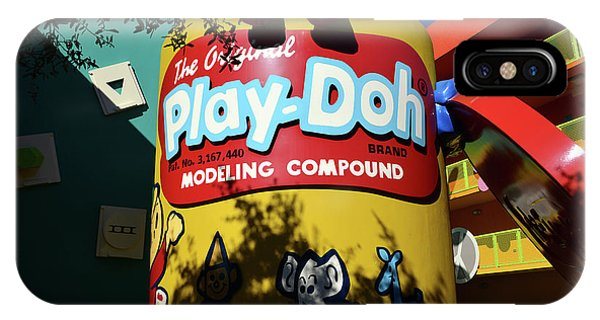 iPhone Case - Play Doh At Pop Century by David Lee Thompson